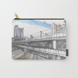 Hong Kong Highway Carry-All Pouch