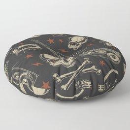 Rock pattern Floor Pillow
