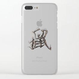 The Zodiac 12 - Rat Clear iPhone Case