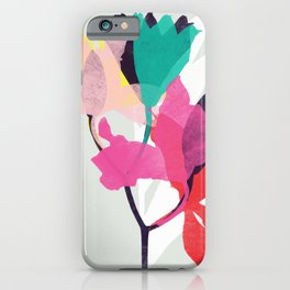 lily 31 sq iPhone Case