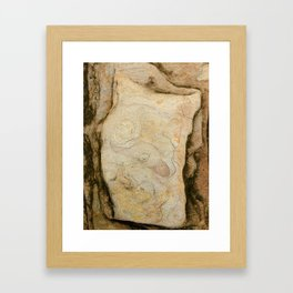 Stone Craft Framed Art Print