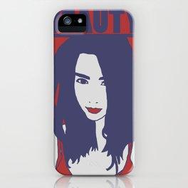 Beauty series Jazmin iPhone Case