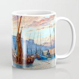 Tristram Ellis The Golden Horn Coffee Mug