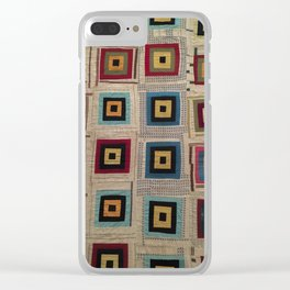 LE CARRE Clear iPhone Case