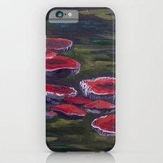 Wild Wood Mushrooms iPhone 6s Slim Case