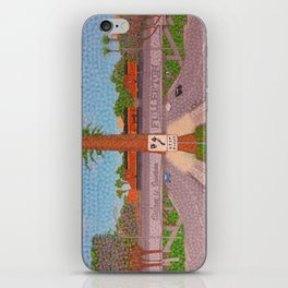 Downtown Fullerton iPhone Skin