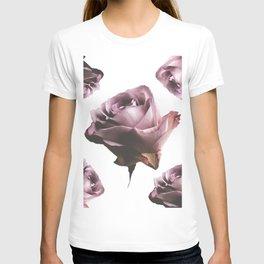 Pastel roses T-shirt