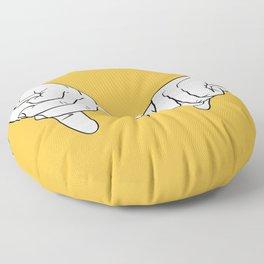HANDS 5 Floor Pillow