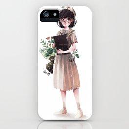 Japanese Nurse iPhone Case