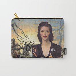 Weary World Carry-All Pouch