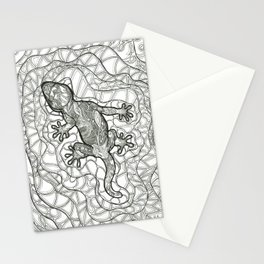 The Lizard island Stationery Cards