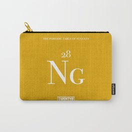 Periodic Table of Nuggets Carry-All Pouch