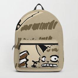 Fat Cat Wants Treats Backpack