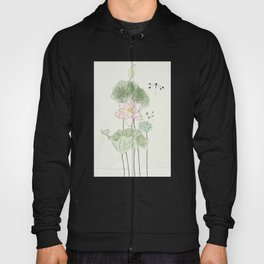 Pond of tranquility Hoody