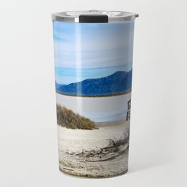 Nude Beach Travel Mug