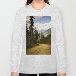 Mountain Road Long Sleeve T-shirt