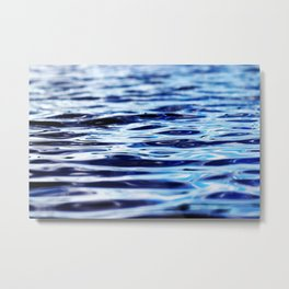 The Ocean Inside Metal Print