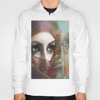 andreas preis Hoodies featuring Queen of the desert by Ganech joe