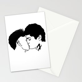 Malec Season 1 Episode 12 Stationery Cards