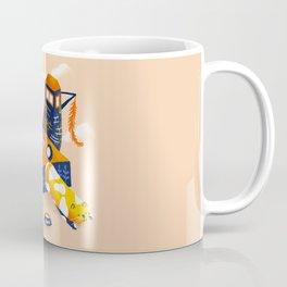Lazy Cat's House Coffee Mug