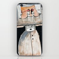 theater iPhone & iPod Skins featuring Theater  by Bunny Noir