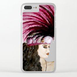 Tahitian Clear iPhone Case