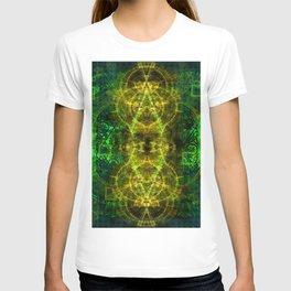 Magical Celtic Clover T-shirt