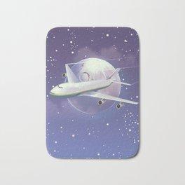 book a flight today Bath Mat