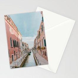 venice iii / italy Stationery Cards