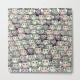 owl-58 Metal Print