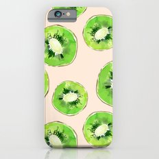 Kiwis pattern iPhone 6s Slim Case