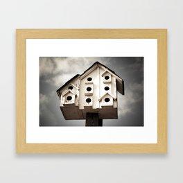 Small House Framed Art Print