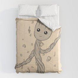 Groot baby Comforters
