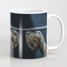 Gym Girl Motivation Coffee Mug