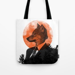 The real Wolf of Wall Street Tote Bag