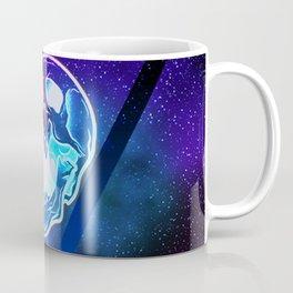 Nebula Skull Coffee Mug