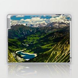 Swiss Alps Laptop & iPad Skin