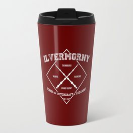 Ilvermorny School of Witchcraft & Wizardry Travel Mug