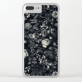 Black Forest III Clear iPhone Case