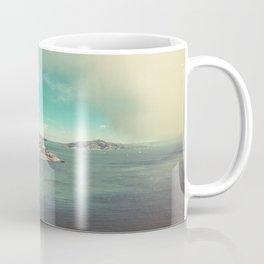 San Francisco Bay from Golden Gate Bridge Coffee Mug