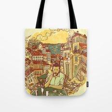 Lisbon Tote Bag