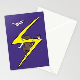 Ms. Marvel's Sloth Stationery Cards
