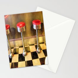olde time stools Stationery Cards