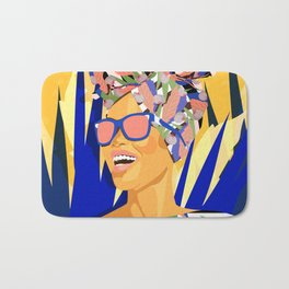 Summer feeling Bath Mat
