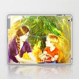 Our Christmas Laptop & iPad Skin