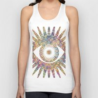 prism Tank Tops featuring PRISM by shutupbek