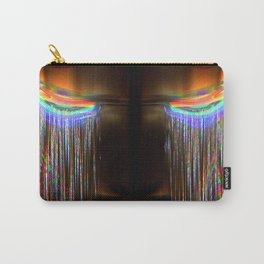 iron-boy don't cry Carry-All Pouch