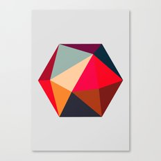 Hex series 1.2 Canvas Print