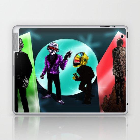 """Random Access Memories"" [Chroma Version] by the CoS Art Dept Laptop & iPad Skin"