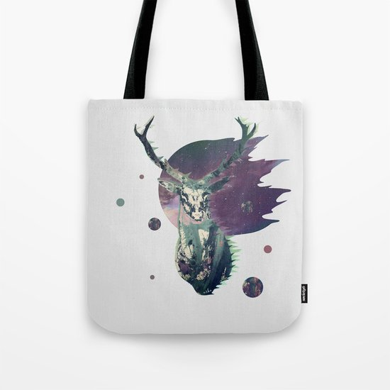 The Lord between Worlds Tote Bag